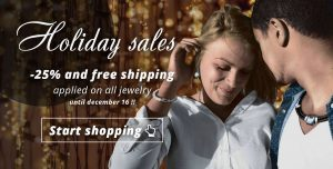 Jewelry holiday sales